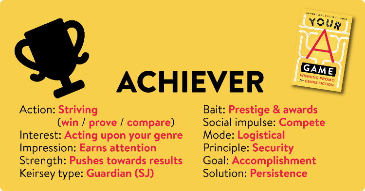 Play Style: Achiever