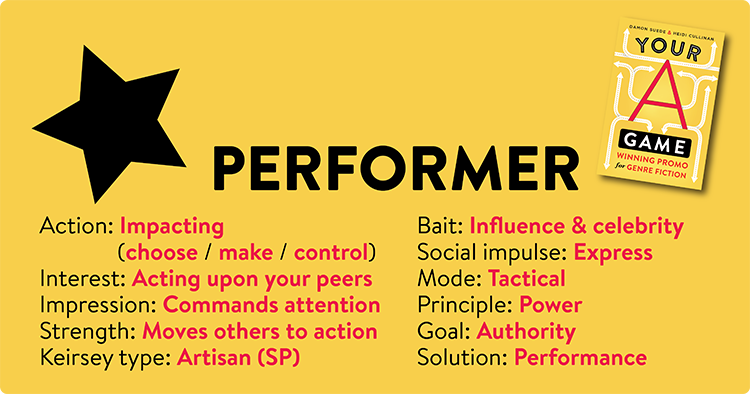 Play Style: Performer