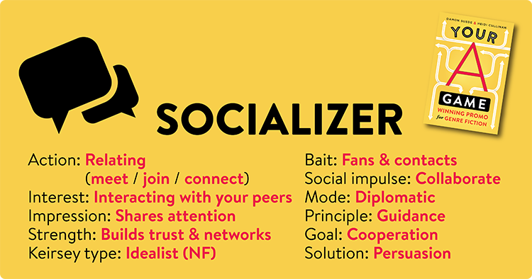 Play Style: Socializer